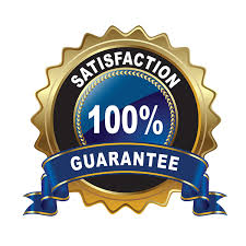 100% Guarantee No Pro Rated Warranty
